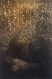 Illaminated Visual Rape – Mona Lisa, 2015