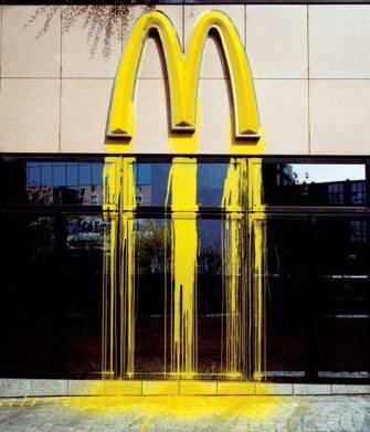 Liquidated McDonald's, 2012