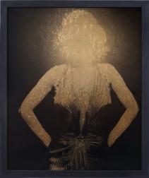 Illaminated Visual Rape – Marilyn Monroe, 2015