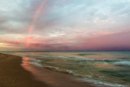 http://itsjustlight.tumblr.com/post/74507088029/a-long-exposure-shot-of-a-rare-sunset-rainbow-over